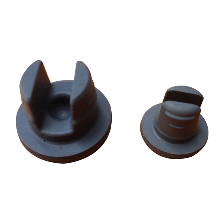 Slotted Rubber Stopper