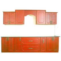 Designer Modular Kitchen Furniture