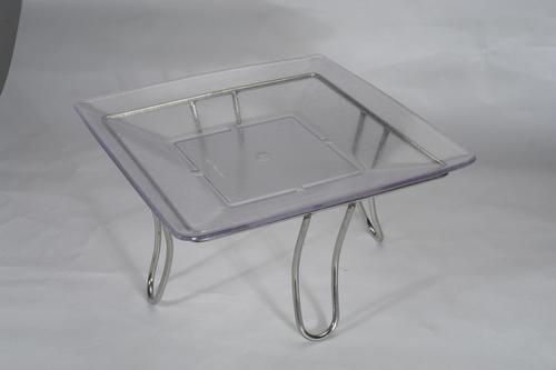 Glass Square Platter