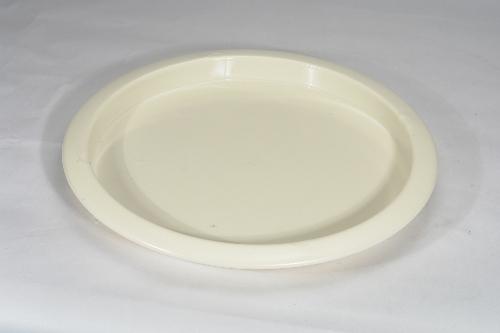 Round Crockery Tray