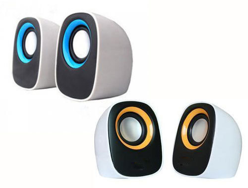 Q Egg Speakers