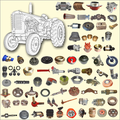 Tractor Spares