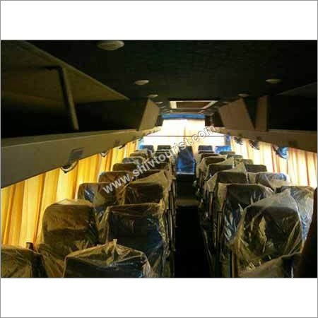 37 Seater Luxury Bus
