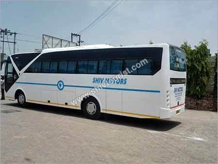 2x2 40 Seater Volvo Bus