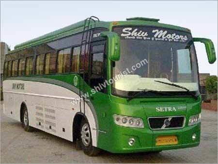 3x2, 51 Seater AC Bus