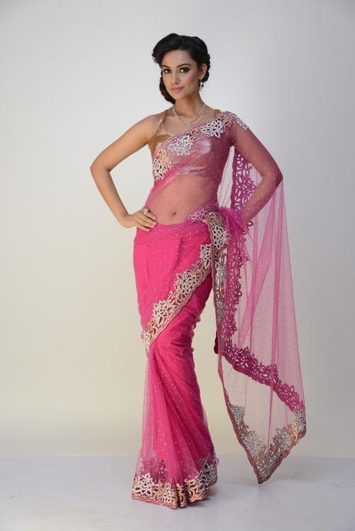 Bridal Saree