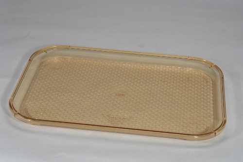 Rectangular Glass Serving Trays
