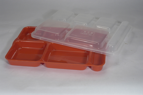 Plastic Compartment Tray