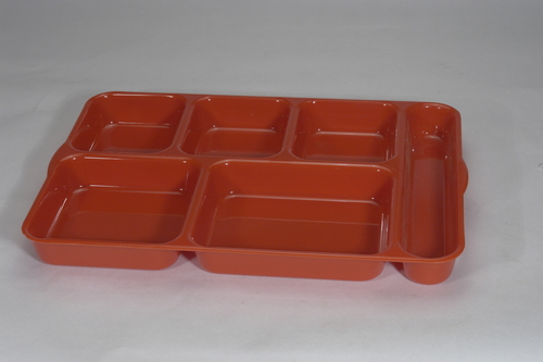 6 Compartment Lunch Trays
