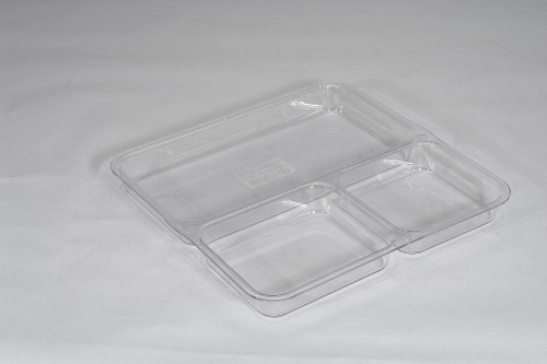 3Compartment Lunch Trays