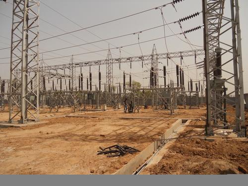 132  KVA. Power Sub-Station