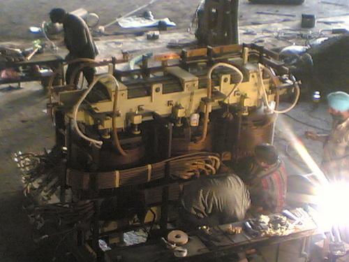 Power Transformer Rewinding Solution