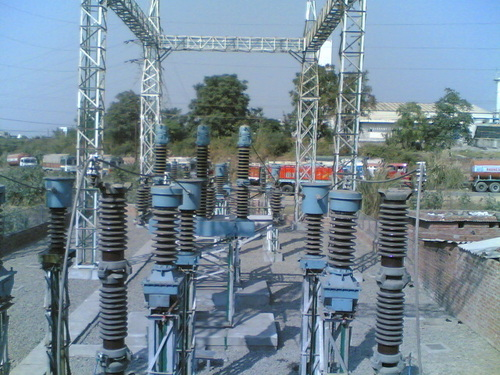 Power Grid Transmission Sub-Station