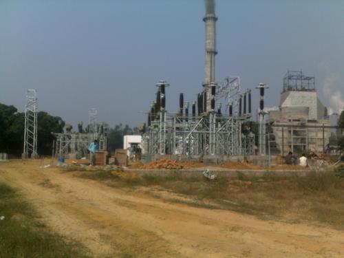 Sugar Mill Power Substation