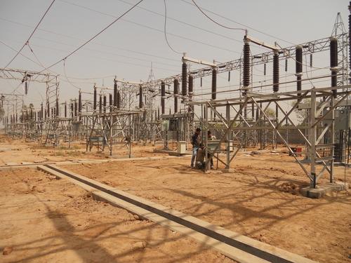 Power Grid Transmission Sub-Station