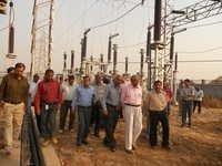 132 KVA Power Sub Station