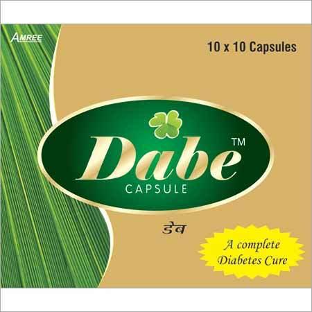 Dabe Diabetic Care Capsule
