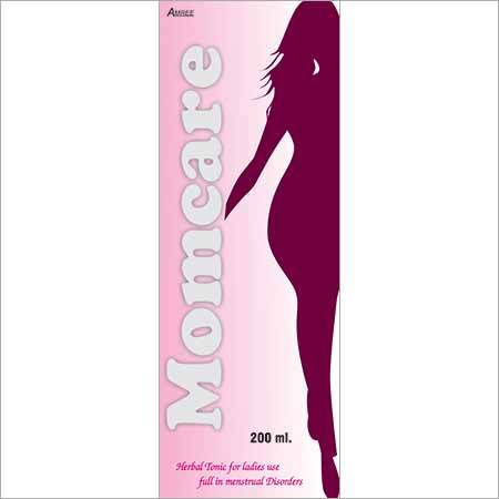 Mom Care Herbal Syrup