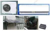 Solar Air Conditioner System