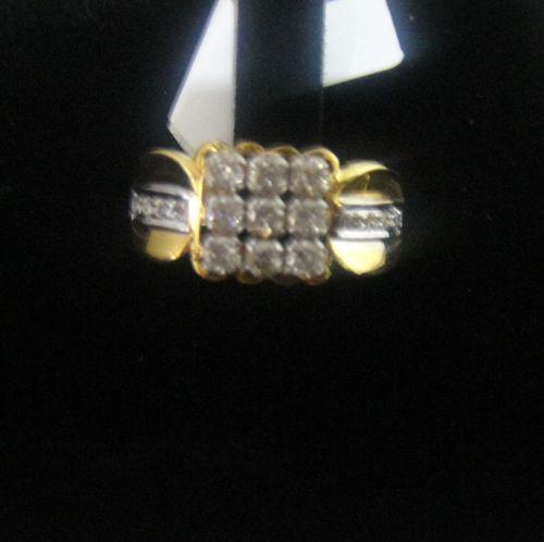 Trendy Diamond Rings