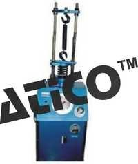SPRING TESTING MACHINE(HAND-CUM-ELECTRIC OPERATED)
