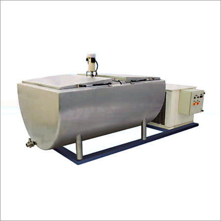 Bulk Milk Cooler 1 & 2 KL