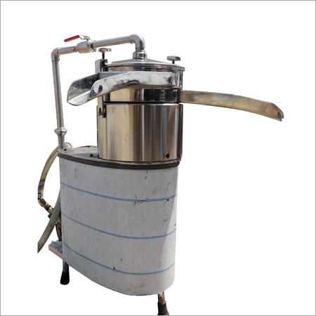 Cream separator 1000 Liters NE 1000
