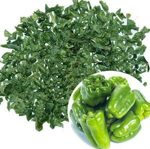 Dehydrated Color Capsicum Flakes