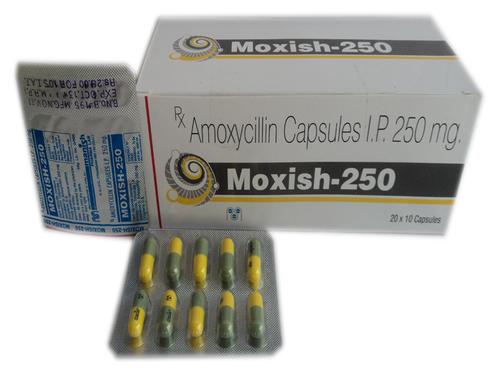 Amoxycilline Capsules