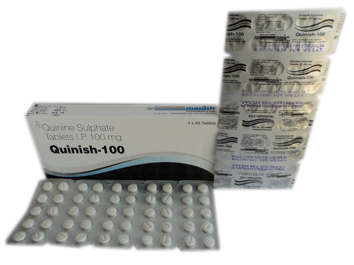 Qunine Sulphate Tablets