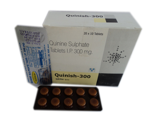 Quinine Sulphate Tablet