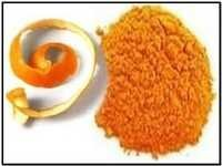 Spray Dried orange-peel-powder