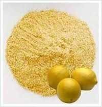 Spray Dried lemon-powder