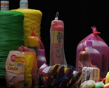 Extruded Packaging Nets