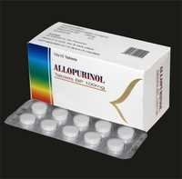 Allopurinol Tablets BP 100 mg