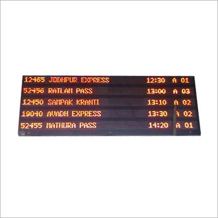 Integrated Passenger Information System