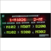 Court Information Display Systems