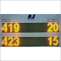 GPRS Based Bus Shelter Display Board