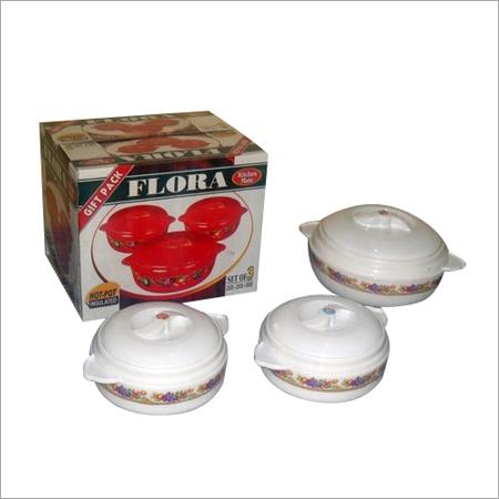 Flora set 3in1
