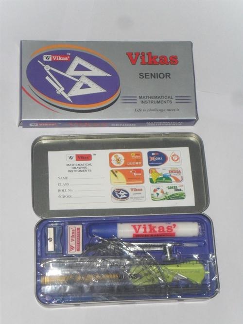 Vikas Senior Mathematical Instruments