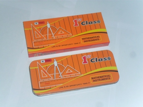 Vikas Mathematical Instruments Box