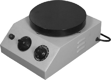 Round Electric Hot Plate