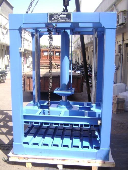 Hydrulic Baling Press