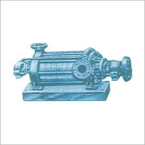 Multistage Horizontal Boiler Feed Pumps