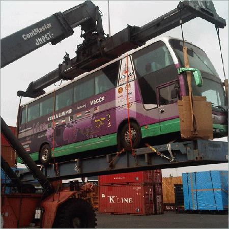 Heavy Vehicles Transportation