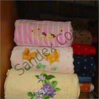 Embroidery Towel Set