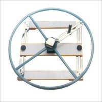 Shoulder Wheel Wall Mounted