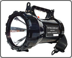 HID Portable Search Light