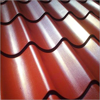 Tile Profile Sheet Roofing