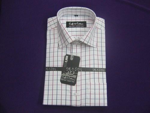 Ramie casual branded shirts